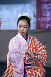 Sachiyo Ito Dance Company at Brooklyn Botanic Garden Royalty Free Stock Photos