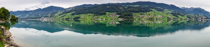 SACHSELN SWITZERLAND/EUROPA, WRZESIEŃ 22, -: Widok Sarner Zdjęcia Royalty Free