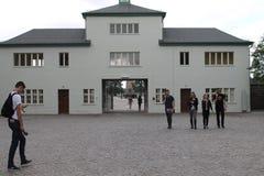 Sachsen hausen Royaltyfri Fotografi