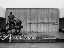 Sachsenhausen Concentration Camp Royalty Free Stock Photos