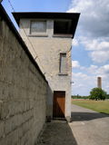 Sachsenhausen concentration camp - Holocaust Royalty Free Stock Images