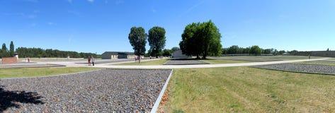 Sachsenhausen panorama Stock Photo