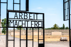 Sachsenhausen Royalty Free Stock Images