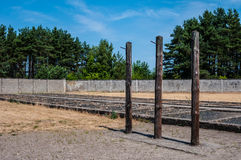 Sachsenhausen Stock Photo