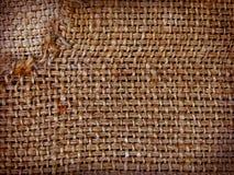 sack текстура Стоковое фото RF