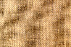 Sack cloth background Royalty Free Stock Images