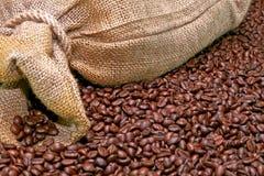 Sack coffee Stock Photos
