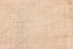 Sack texture. Royalty Free Stock Photography