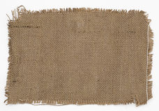 Sackcloth Royalty Free Stock Photography