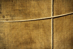 Sackcloth background Royalty Free Stock Image