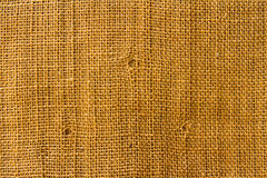 Sackcloth background Royalty Free Stock Images