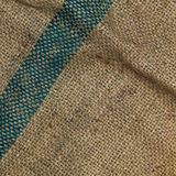 Sackcloth background Stock Images
