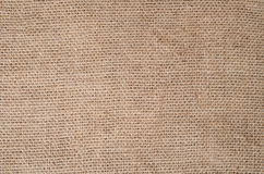 Sackcloth canvas background Royalty Free Stock Images
