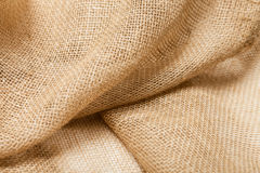 Sackcloth Royalty Free Stock Photo
