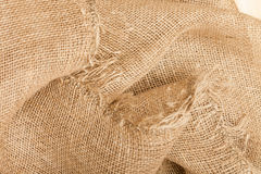 Sackcloth Royalty Free Stock Image