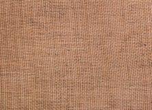 Sackcloth fabric background Stock Photo