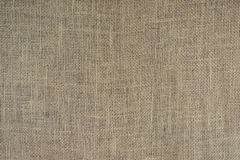 Sackcloth. An image of sackcloth material Royalty Free Stock Images