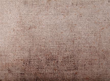 Sackcloth natural old background Royalty Free Stock Photos