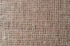 Sackcloth Stock Image