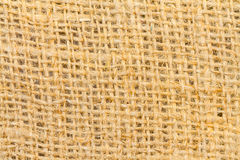 Sackcloth texture background Stock Photos