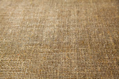Sackcloth texture background Stock Photo
