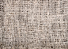 Sackcloth texture for background Stock Photography