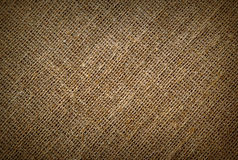 Sackcloth texture for background Stock Photos