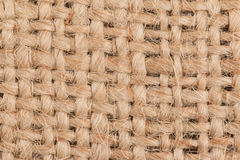 Sackcloth texture Stock Image