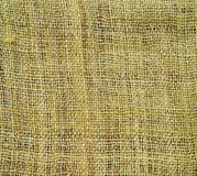 Sackcloth textured background Stock Images