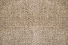 Sackcloth textured background Stock Image