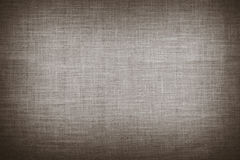 Sackcloth textured for background Stock Image