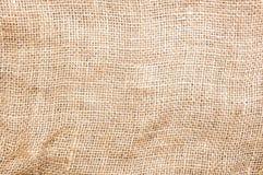 Sackcloth textured Royalty Free Stock Photos