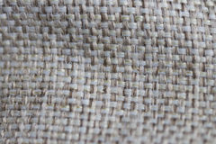 Sackcloth woven texture pattern background Stock Photos