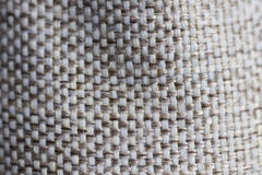 Sackcloth woven texture pattern background Royalty Free Stock Photos