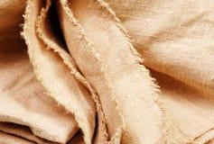 sacking мешковины предпосылки гессиан Стоковая Фотография RF