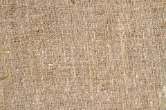 Sacking cloth texture Royalty Free Stock Image