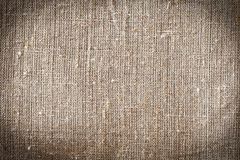 Sacking texture. Sacking background. Cord textile texture Stock Photos