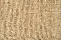 Sacking texture background. Burlap sacking texture background closeup Stock Photo