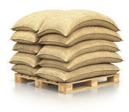 Sacks Stock Images
