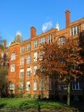 Sackville Gardens, Manchester, UK Royalty Free Stock Photos