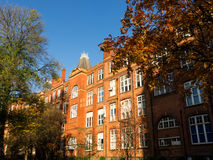 Sackville Gardens, Manchester, UK Royalty Free Stock Images