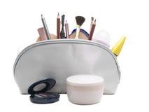 Saco cosmético Foto de Stock