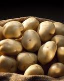 Saco de batatas Imagem de Stock
