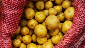 Saco de batatas Foto de Stock Royalty Free