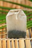 Saco de chá Imagens de Stock