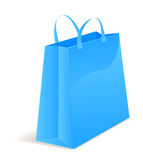 Saco de compra Imagem de Stock