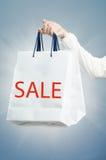 Saco de compra Foto de Stock Royalty Free