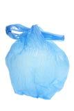 Saco de compra plástico Foto de Stock