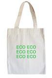 Saco de Eco Imagem de Stock