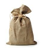 Saco de la arpillera Imágenes de archivo libres de regalías